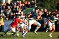 London Welsh v Bristol