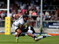 Exeter Chiefs v Bristol Rugby 240813