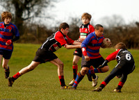North Bristol v Gordano U-13s-19